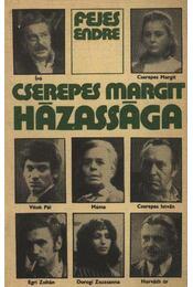 Cserepes Margit házassága - Fejes Endre - Régikönyvek