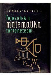 Fejezetek a matematika történetéből - Régikönyvek