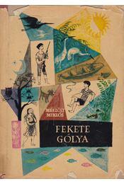 Fekete gólya - Régikönyvek