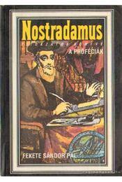 Nostradamus titokzatos könyve: A próféciák - Fekete Sándor Pál - Régikönyvek