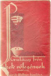 Fekete vőlegények I-III. - Régikönyvek