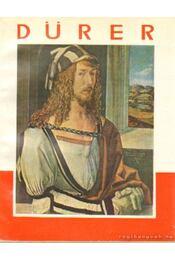 Dürer 1471-1528 - Fenyő Iván - Régikönyvek