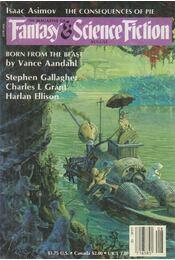 The Magazine of Fantasy and Science Fiction Volume 71, No. 2. - FERMAN, EDWARD L. (ed.) - Régikönyvek