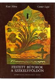 Festett bútorok a Székelyföldön - Régikönyvek