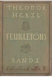 Feuilletons Band II. - Régikönyvek