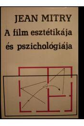 A film esztétikája és pszichológiája - Régikönyvek