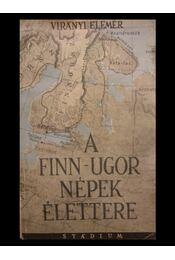A finn-ugor népek élettere - Régikönyvek