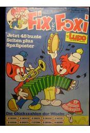 Fix und Foxi 36/1983 - Régikönyvek