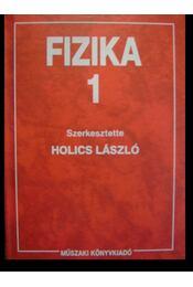 Fizika I-II. - Régikönyvek