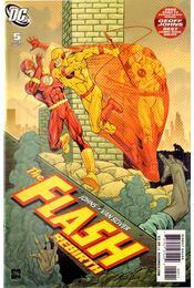 The Flash: Rebirth 5. - Van Sciver, Ethan, Geoff Johns - Régikönyvek