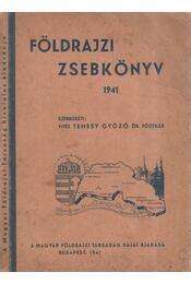 Földrajzi zsebkönyv 1941 - Régikönyvek