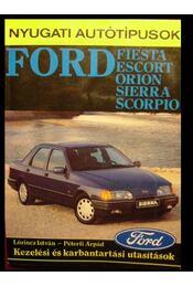 Ford - Régikönyvek
