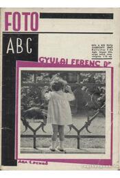 Foto ABC - Gyulai Ferenc - Régikönyvek