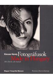 Fotográfusok - Made in Hungary - Régikönyvek