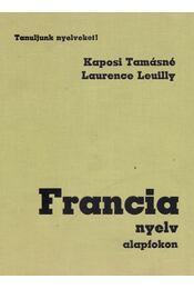 Francia nyelv alapfokon - Régikönyvek