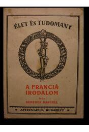 A francia irodalom - Régikönyvek