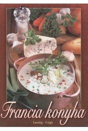 Francia konyha - Régikönyvek
