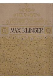 Max Klinger - Franz Servaes - Régikönyvek