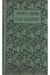 Frida kisasszony - Régikönyvek