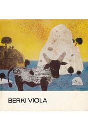 Berki Viola - Furkó Zoltán - Régikönyvek