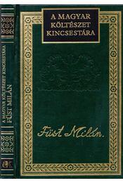 Füst Milán összes versei - Régikönyvek