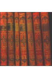 Vas Gereben összes munkái I-XIII. kötet - Régikönyvek