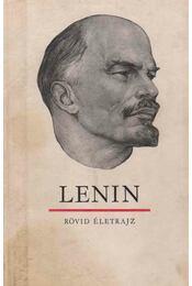 Lenin - G.D. Obicskin - Régikönyvek