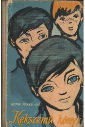 Kékszemű könyv - Régikönyvek