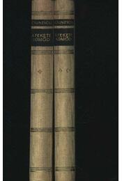 A fekete komód I-II. - Régikönyvek