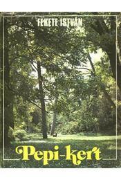 Pepi-kert - Régikönyvek