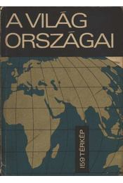 A világ országai - Régikönyvek
