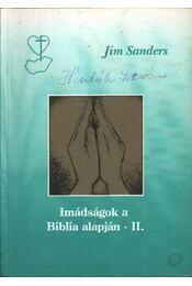 Imádságok a biblia alapján II. - Régikönyvek