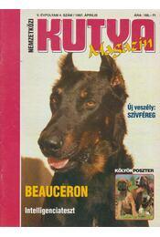 Nemzetközi Kutya Magazin II. évf. 1997/4. - Gácsi Márta - Régikönyvek