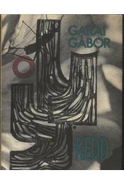 Kedd - Garai Gábor - Régikönyvek