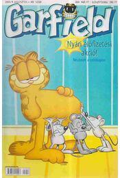 Garfield 2005/8. 188. szám - Régikönyvek