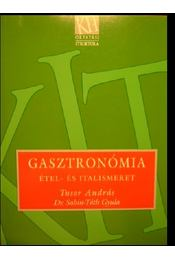 Gasztronómia - Régikönyvek
