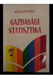 Gazdasági statisztika - Régikönyvek