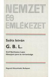 G. B. L. - Régikönyvek