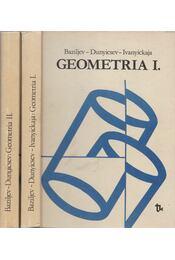 Geometria I-II. - Régikönyvek