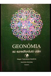 Geonómia az ezredforduló után - Régikönyvek