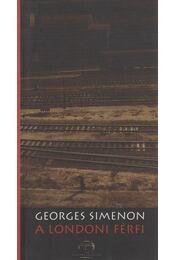 a londoni férfi - Georges Simenon - Régikönyvek