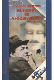 Maigret és a kicsi Albert - Georges Simenon - Régikönyvek