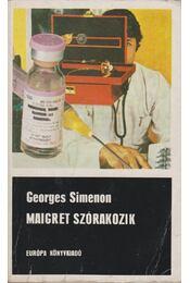 Maigret szórakozik - Georges Simenon - Régikönyvek