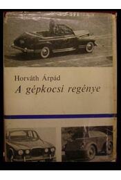 A gépkocsi regénye - Régikönyvek
