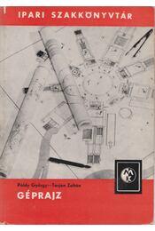 Géprajz - Régikönyvek