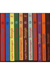 Borostyán 1-22. kötet (teljes) - Régikönyvek
