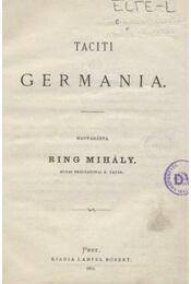 Germania - Régikönyvek