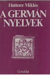 A germán nyelvek - Régikönyvek