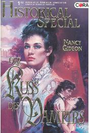 Der Kuss des Vampirs - GIDEON, NANCY - Régikönyvek