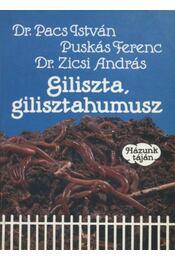 Giliszta, gilisztahumusz - Régikönyvek